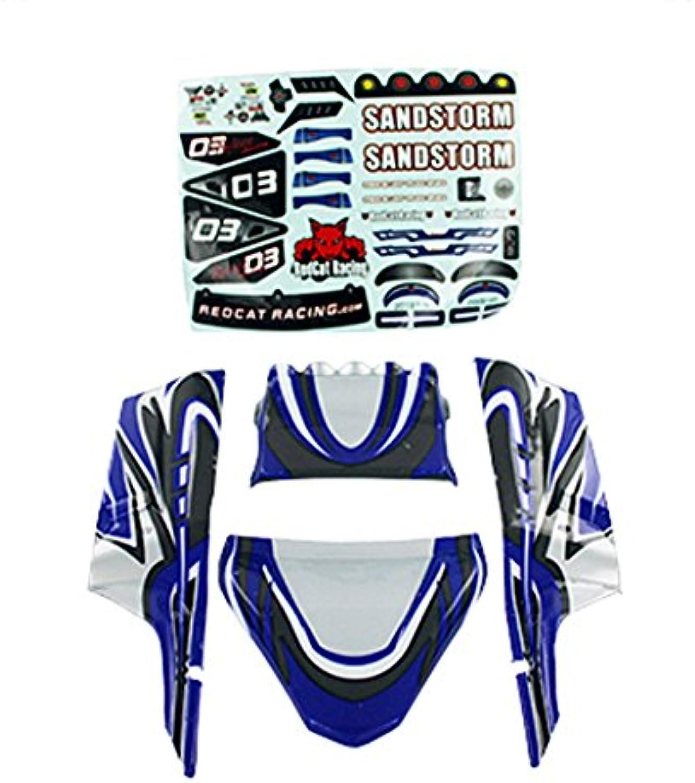 Redcat Racing Lexan Body Panels, bluee