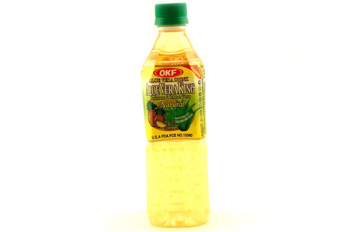 Aloe Vera King Pinneapple Flavor Translated - 10 Gorgeous Oz. Pack of 16.9fl