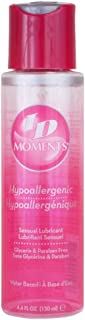 ID LUBRICANTS Moments Water-Based Personal Lubricant, 4.4 Fluid Ounce