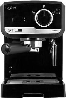 Amazon.es: Solac - Cafeteras para espresso / Cafeteras: Hogar y cocina
