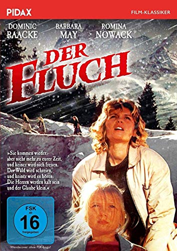 Der Fluch - Origineller Horrorfilm von Ralf Hüttner (Pidax Film-Klassiker)