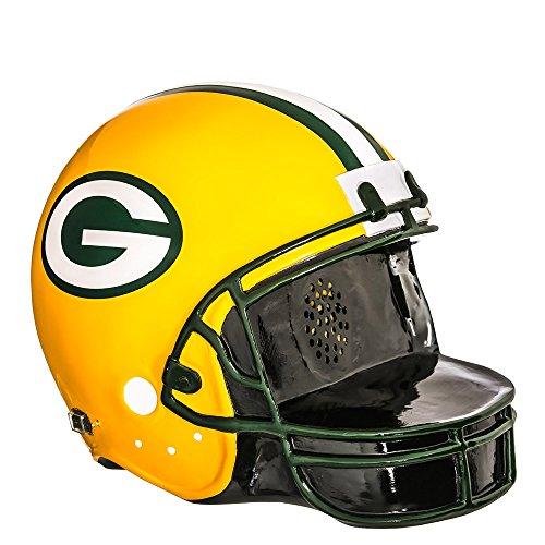 Team Sports America Green Bay Packers Helmet Bluetooth Speaker
