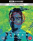 Spiral: From The Book Of Saw 4K [Blu-ray] [2021]