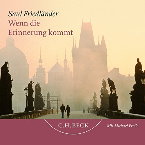 Wenn die Erinnerung kommt                   By:                                                                                                                                 Saul Friedländer                               Narrated by:                                                                                                                                 Michael Prelle                      Length: 2 hrs and 36 mins     1 rating     Overall 5.0