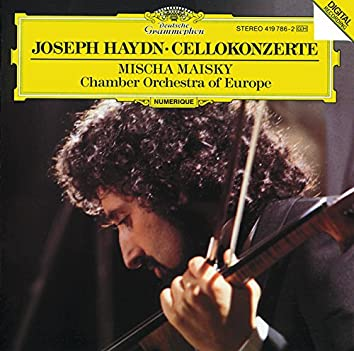 Haydn: Cello Concertos Nos.1 & 2; Violin (Cello) Concerto No.4