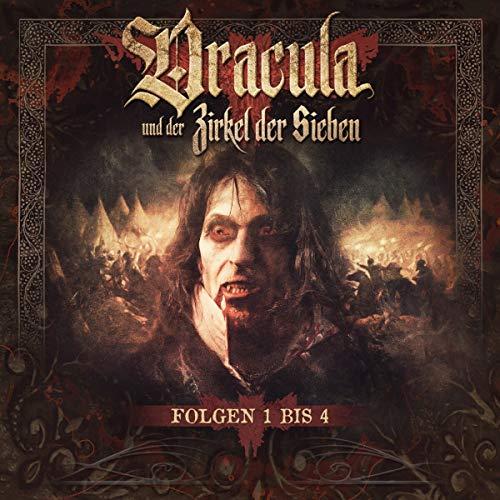 Dracula und der Zirkel der Sieben-1-4 (4cd Box)