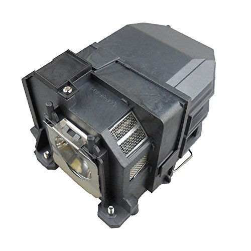 Supermait EP78 Replacement Projector Lamp Bulb with Housing, Compatible with Elplp78, Compatible with EB-945 EB-955W EB-965 EB-98 EB-S17 EB-S18 EB-SXW03 EB-SXW18 EB-W18 EB-W22 EB-W28 EB-X03 EB-X18