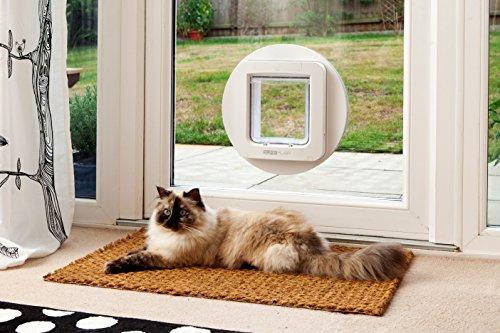 SureFlap Mikrochip Haustierklappe mit Zeitschaltuhr - 3