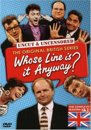 Whose Line Is It Anyway (British) - Seasons 1 & 2 [RC 1]