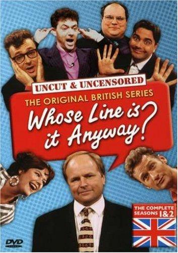 British - Seasons 1 & 2 [RC 1]