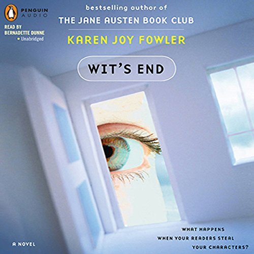 Wit's End audiobook cover art