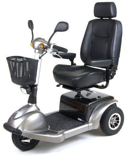 Fantastic Deal! Drive Medical Prowler Mobility Scooter, 3 Wheel, 20 Inch