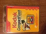 Kodak 1GB Compact Flash Memory Card,Retail Package (KPCF1GBSCN)