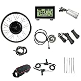 """Best Electric Bicycle Conversion Kits - Schuck 48V1000W Electric Bicycle Conversion Kit 20"""" 24"""" Review"""