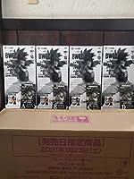 アミューズメント一番くじ ドラゴンボール超 BWFC 造形天下一武道会3 SMSP THE SUPER SAIYAN4 SON GOKU A B C D賞セット コンプ