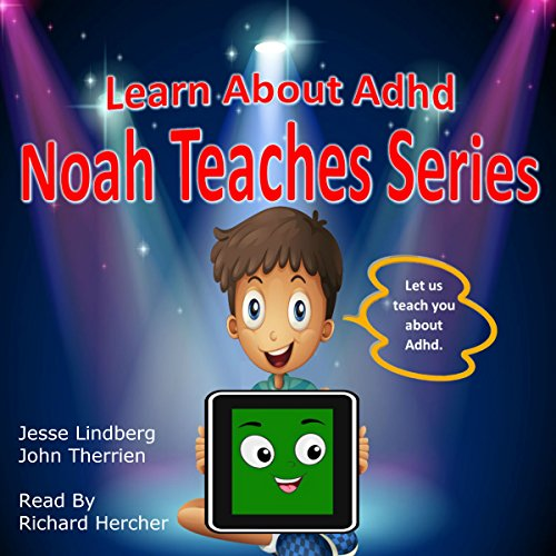 Learn About ADHD audiobook cover art