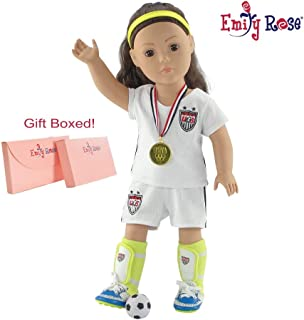 """18 Inch Doll Clothes for American Girl Dolls 