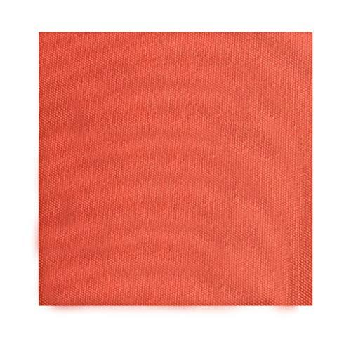 Sonnensegel Außenbeschattung Segel Markisen Markisen Hochwertige Vier-Eck-Planen 4 * 6M heißer (Farbe : Orange, größe : 4m*6m)