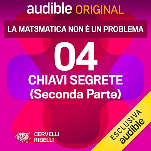 Chiavi segrete (seconda parte) copertina
