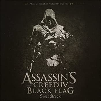 Assassin s Creed 4  IV  Black Flag  Original Video Game Soundtrack CD  by Brian Tyler [Music CD] by Brian Tyler  1000-05-04