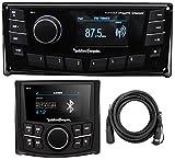 Rockford Fosgate PMX-5 2.7' Marine Digital Media Receiver+MP3 w/Bluetooth+Remote