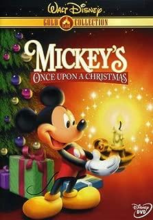 Mickey's Once Upon A Christmas