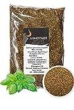 Minotaur Spices | Albahaca seca y frotada | 2 X 400 g (800 g)