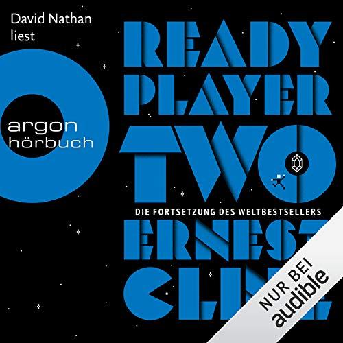 Page de couverture de Ready Player Two (German edition)