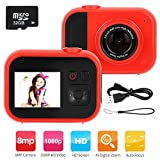 Best Digital Camera For Children - slopehill Kids Camera - 8MP Kid Digital Camera Review