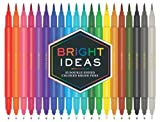 Best Pens - Bright Ideas: 20 Double-Ended Colored Brush Pens: Review