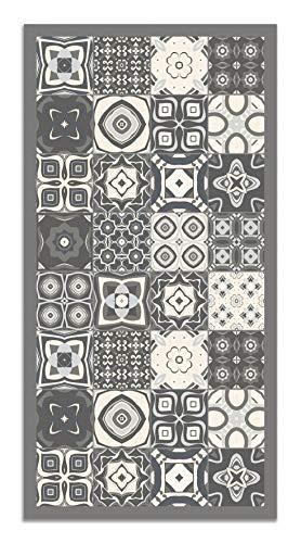 Alfombras De Vinilo Pasillo 80 150 alfombras de vinilo  Marca Panorama
