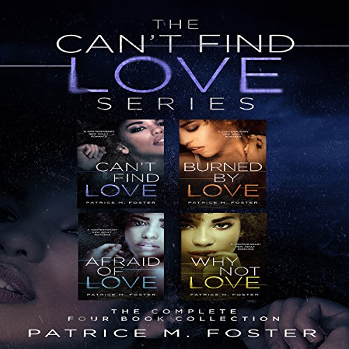 The Can't Find Love Series audiobook cover art