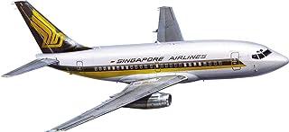 ビッグプレーン 1/72 ボーイング737-100 シンガポール航空 プラモデル BP7201