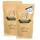 Reines Natron Pulver 2 kg - 2000 g Natriumhydrogencarbonat – Backsoda – Bakingsoda –...