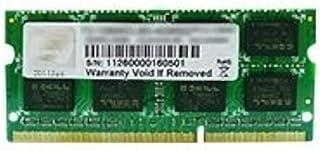 وحدة ذاكرة كمبيوتر محمول واحدة G.Skill DDR3 PC3-10666 CL9 SQ Series 1333MHz