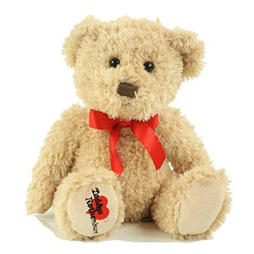 Teddybär Franz, 40 cm, sitzend, Plüschteddybär, Plüschtier, Exclusiv-Teddy
