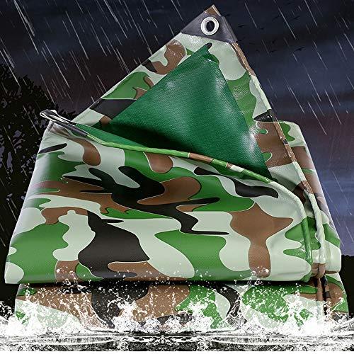 LDFZ waterdicht dekzeil voor camping buitenshuis, truck en trailer, ideaal voor luifels, tenten, woningen of zwembadafdekkingen