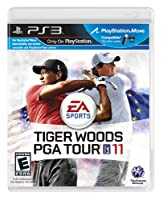 Tiger Woods PGA Tour 11 (輸入版:北米・アジア) - PS3