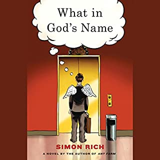 What in God's Name audiobook cover art