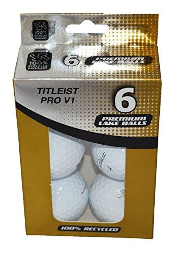 TITLEIST Second Chance Pro V1 Grade A Golf Lake Balls