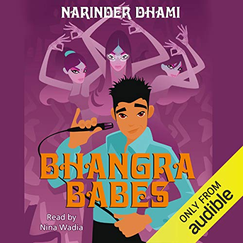 Bhangra Babes audiobook cover art