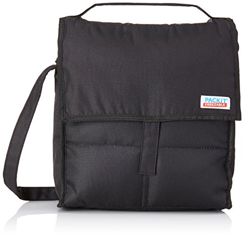 PACKIT BLACK SOCIAL COOLER FOLDABLE PICNIC BAG