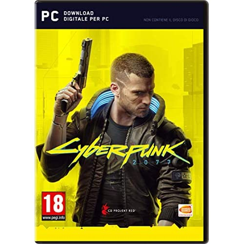 Cyberpunk 2077 D1 Edition + Steelbook - Day-One Limited - Pc