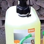 Stihl Genuine 0000 881 0232 5l Fuel Can Transparent Baumarkt