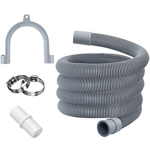 Ablaufschlauch,2M Ablaufschlauch für Spülmaschinenschlauch,Ablaufschlauch für Waschmaschinen,Ablaufschlauch Verlängerung ,Ablaufschlauch Verlängerung ,Verlängerung Ablaufschlauch (2m)