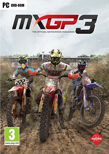 MXGP 3 (PC DVD) [video game]