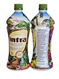 Intra Herbal Botanical Vegan Juice Drink for Good Health Body Immune System Booster Energy Booster...