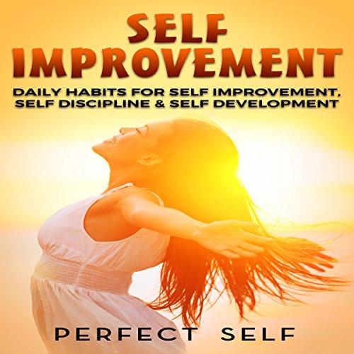 Self Improvement audiobook cover art