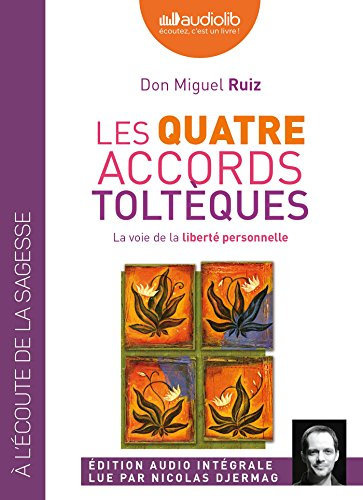 Dörd Toltec akkord: Audiobook 1 CD MP3