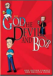 God, the Devil and Bob on DVD